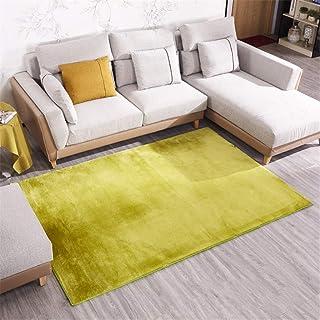 5319c526 DUHUI Suave gradiente de Color, Sala de Estar, Mesa de Centro, Alfombra,