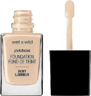 wet n wild Photo Focus Dewy Foundation, Soft Ivory, 1.06 Ounces
