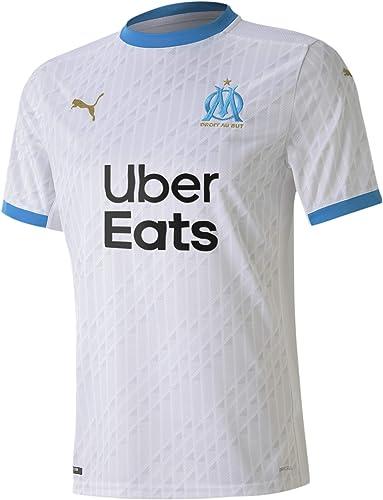 PUMA Om Home Shirt Replica with Sponsor T-Shirt Homme