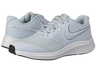 Nike Kids Star Runner 2 (Big Kid) (Half Blue) Girls Shoes