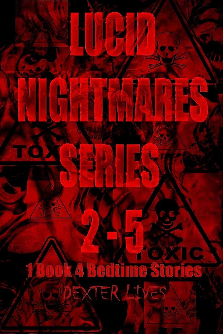 前兆衝突野球Lucid Nightmares Series 2 - 5: 1 Book 4 Bedtime Stories (Lucid Nightmares Box Sets)