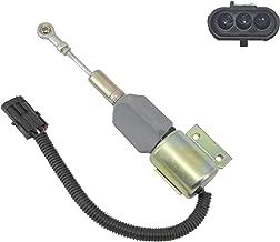 New Premium Fuel Shut Off Solenoid for Cummins 4BT / 6BT 5.9 Engines Hyundia Excavator R220-5 R210-3 Komatsu Excavator PC200-6 Syncro-Start 3931590 3932530 3935430 3939701 6733-81-9130 SA-4756-24