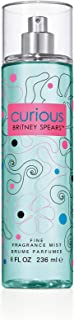 BRITNEY SPEARS Curious Fragrance Mist For Women, 8 Ounce