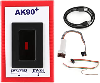 EBTOOLS AK90 + Outil de Diagnostic de Correspondance de Programmeur V3.19 Clé Automatique pour Voiture