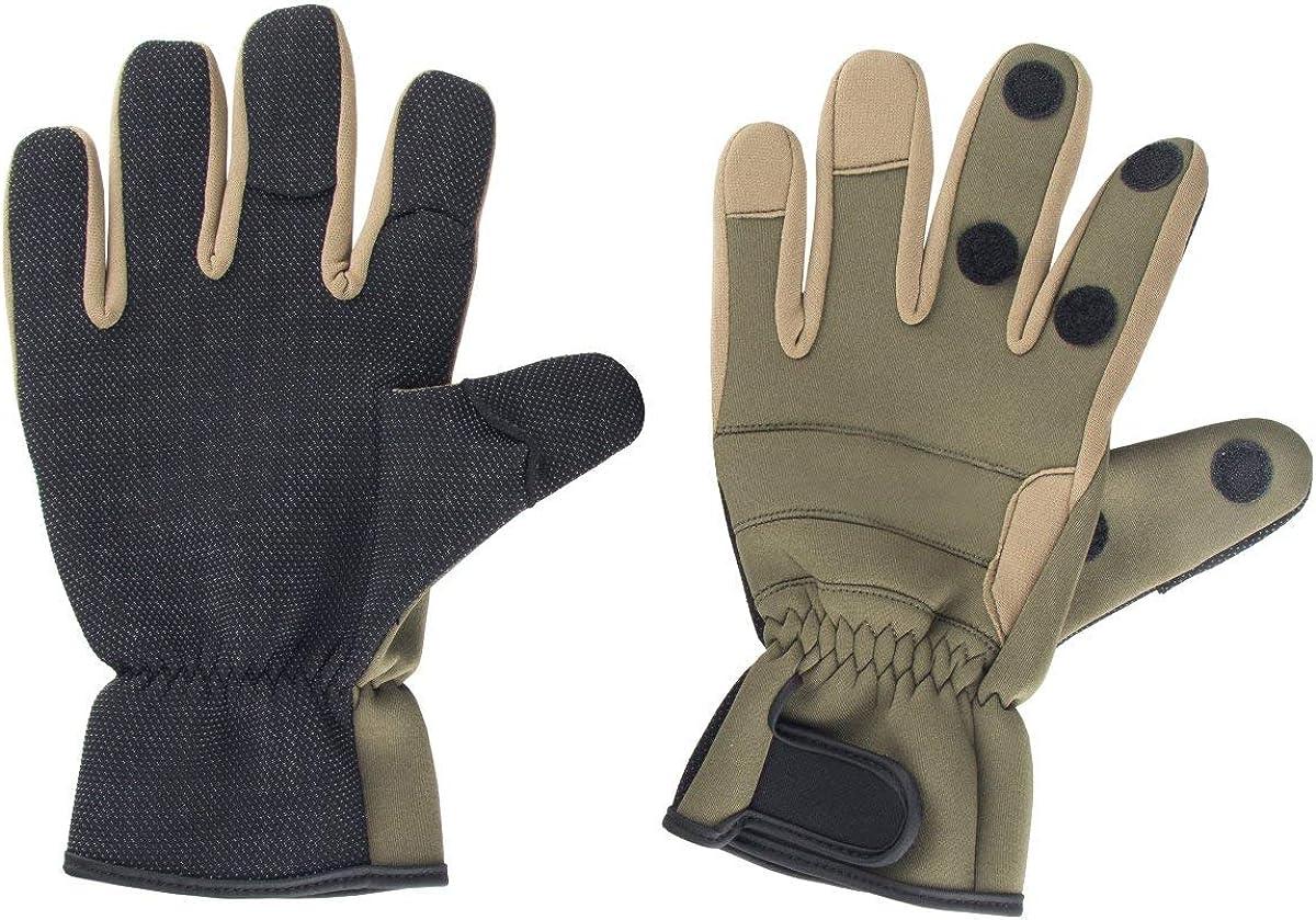 Helios Neoprene Ice Fishing Gloves for Fly Fishing Hiking Running