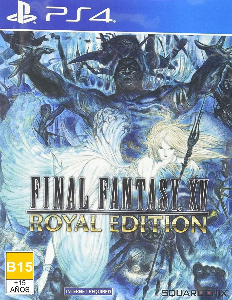 Final Fantasy XV Royal Edition - 4 Milwaukee Mall store PlayStation