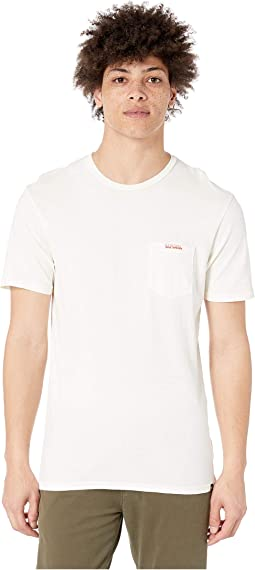 Washed Out Heritage Pocket Tee