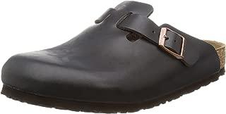 Birkenstock 中性款成人 Boston 木底鞋