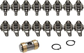 Michigan Motorsports LS3 Rocker Arms - With Bronze Trunion Bushing Kit Installed L99 L76 L92 LS9 LSA