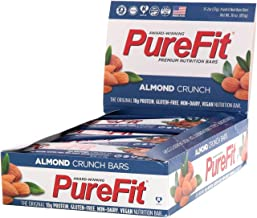 PureFit Nutrition Bar Almond Crunch – 15-2 oz Net Wt 30 oz 850 5g Estimated Price : £ 51,99