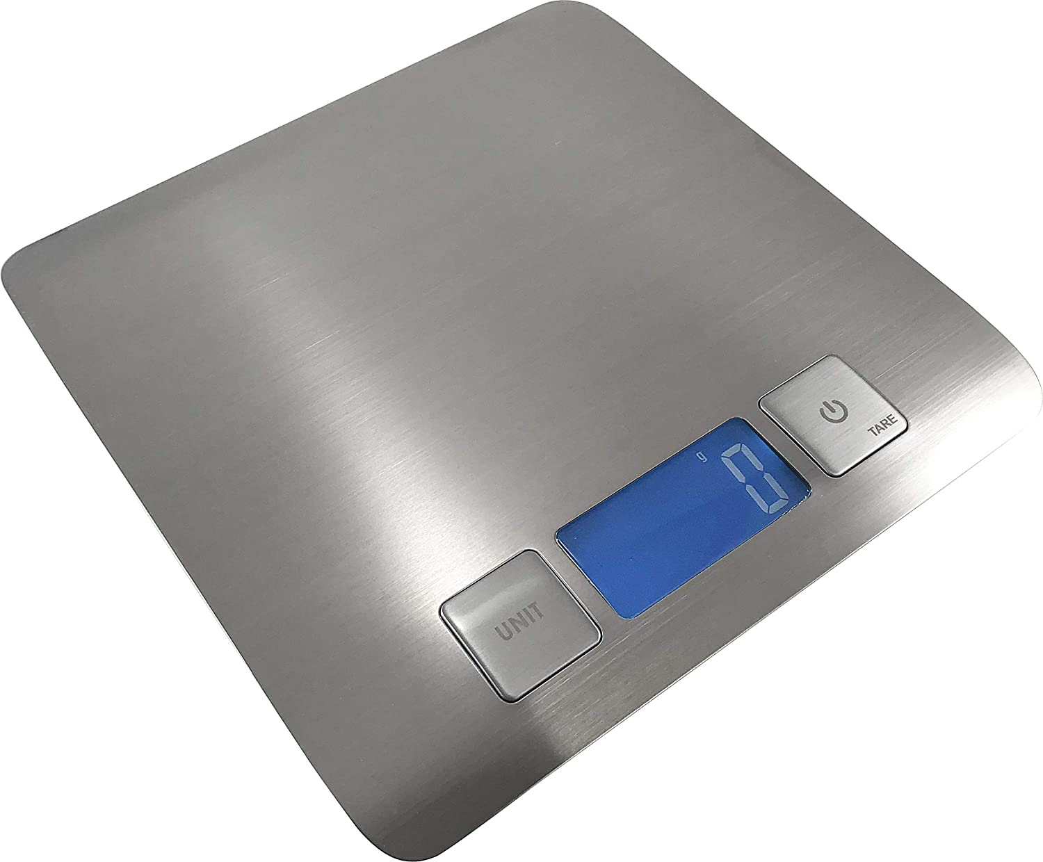 Optima Home Scales Galaxy Kitchen Weigh Scale Stainlesteel