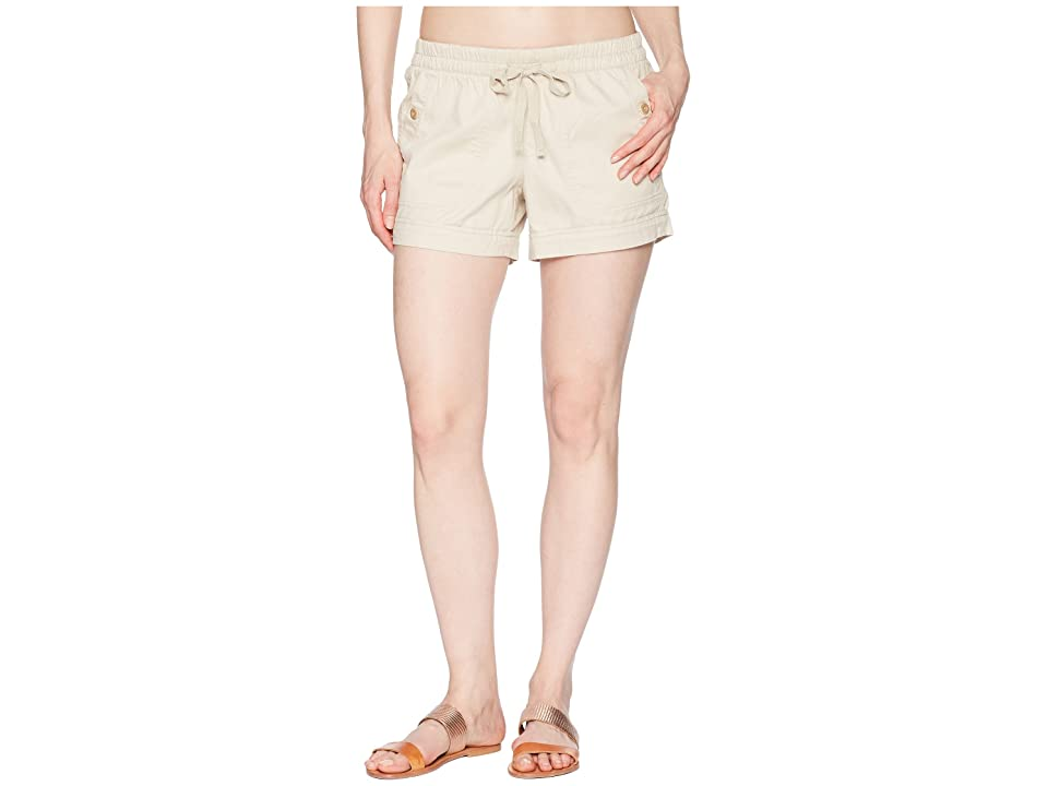 The North Face Sandy Shores Cuffed Shorts (Peyote Beige) Women