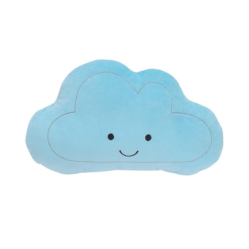 Little Love by NoJo Happy Little Clouds Plush Pillow