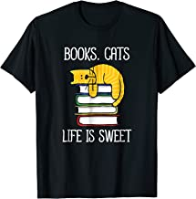 books cats life is sweet