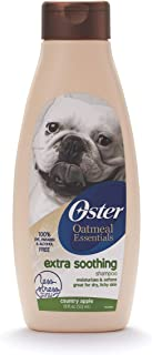 Oster Oatmeal Essentials Shampoo, 18-Ounce, Extra Soothing