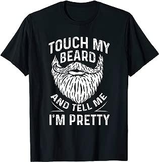 beard graphic tees