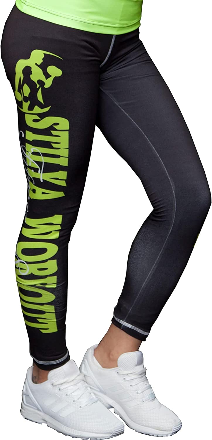 STILYA SPORTSWEAR COMPANY Women's Fitnesspants Workoutpant 1106 green