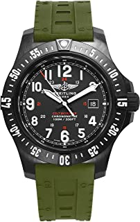 Colt SkyRacer Men's Watch with Green Skyracer Rubber Strap X74320E4/BF87-298S