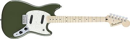 Fender Mustang Electric Guitar