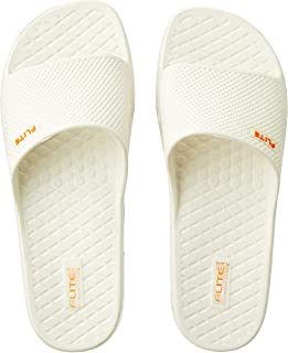 56239b907bed1 Amazon.in: White - Flip-Flops & Slippers / Men's Shoes: Shoes & Handbags