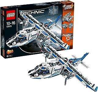 LEGO Technic - Avión de mercancías, Juegos
