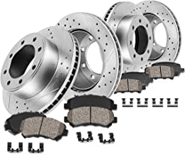 Autospecialty KOE1542 1-Click OE Replacement Brake Kit
