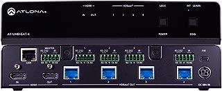 Atlona AT-UHD-CAT-4 4K/UHD HDBaseT HDMI 1 X 4 Distribution Amplifier