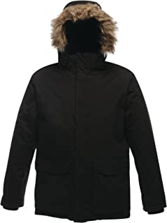 Professional Mens Ice Storm Waterproof Winter Parka Jacket