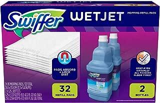 Best swiffer wet jet replacement scrubbing strip pad refills Reviews