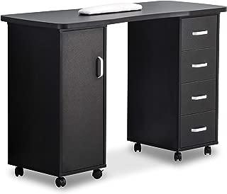 kayline portable manicure table