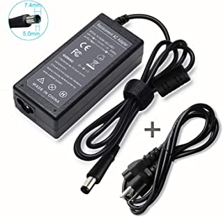 PA-12 06TM1C 65W 19.5V 3.34A Charger Compatible with Dell Latitude E7450 E5540 E5510 E7240 E5400 E6430U E6400 D600 E6500 E5430 Inspiron 6400 14 3458 15 3537 3520 3542 3543 5552 LA65NS2-01 HA65NM130