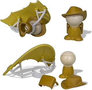 Sprig Toys Chuck Boomer's Glider Patrol Adventure