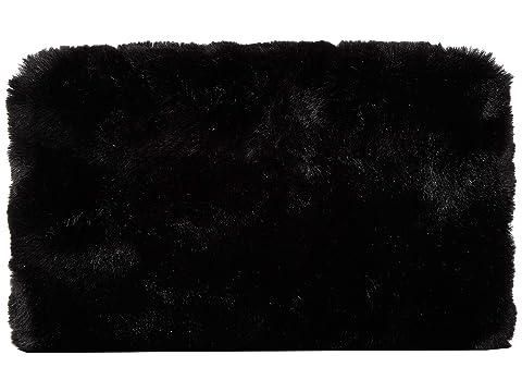 LOVE Moschino Faux Fur Evening Clutch
