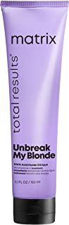 Matrix | Total Results | Unbreak My Blonde Leave In Treatment | To Strengthen & Revive Hair | 150ml