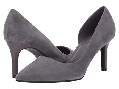 Bandolino Greti (Dark Grey Suede) Women