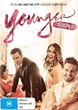 Younger Season 5   NON-USA Format   Region 4 Import - Australia