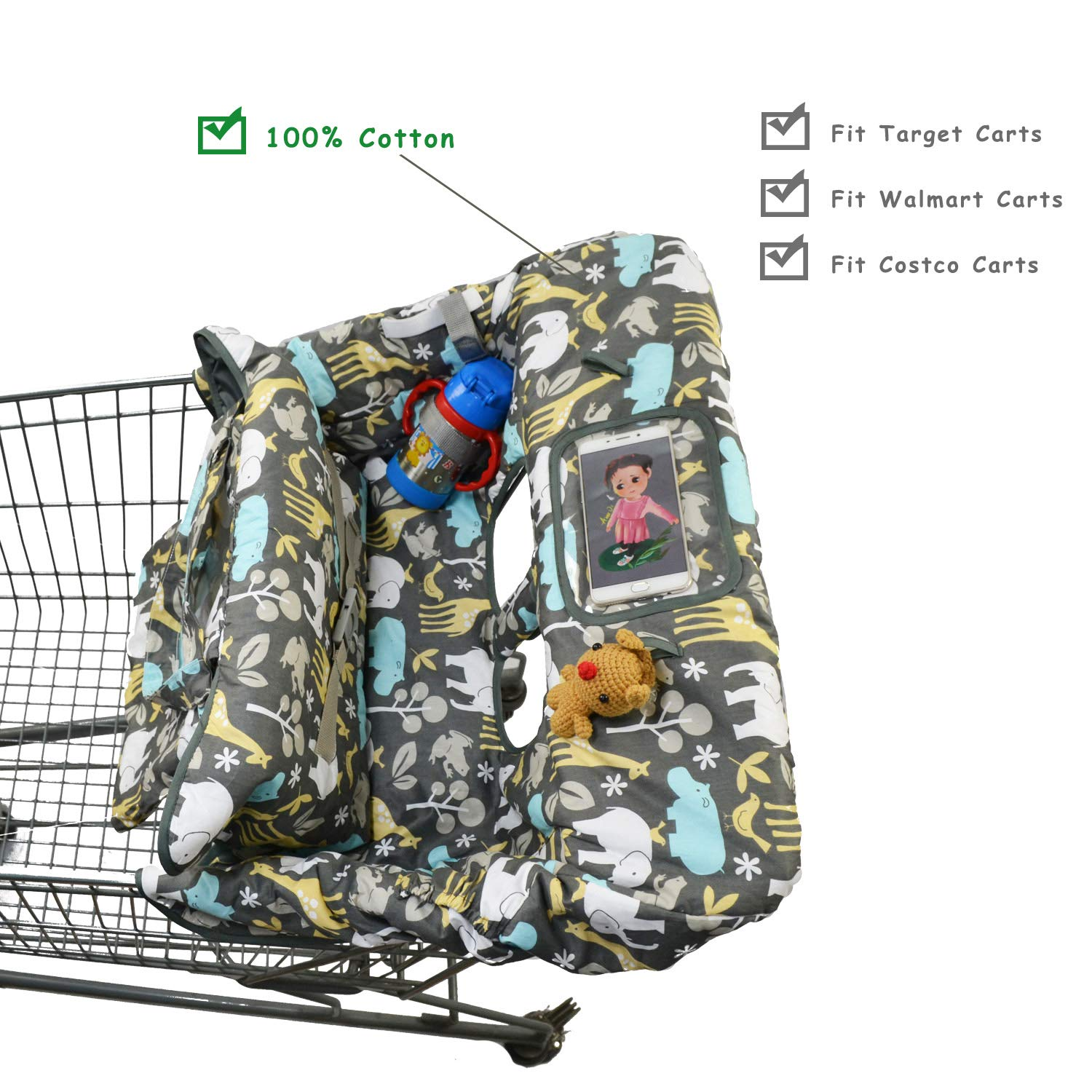 Shopping Cart Covers Baby Pattern Sewing Patterns For Baby