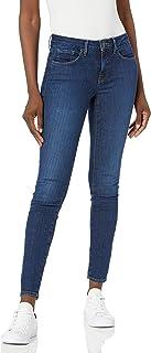 شلوار جین لگ دار زنانه آمی اسکین NYDJ