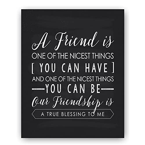 Friendship Quotes Gifts Amazoncom