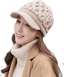 bb99be54aa8 Amazon.com  Beige - Cold Weather Headbands   Hats   Caps  Clothing ...
