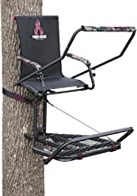 hang on treestand with rail