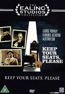 Keep Your Seats, Please [Region 2]