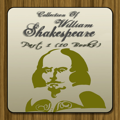 Collection Of William Shakespeare Part-1...