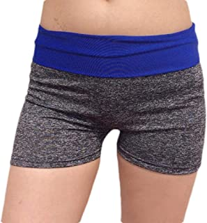 Women's Active Shorts Fitness Sports Yoga Running Gym Workout Shorts
