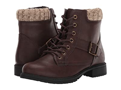 Mia Kids Debby (Little Kid/Big Kid) (Brown) Girls Shoes