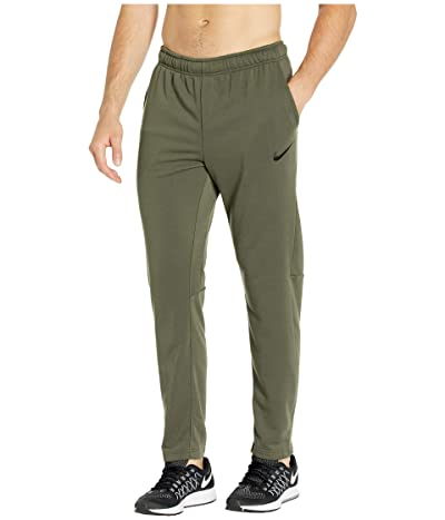 Nike Dry Training Regular Pant (Cargo Khaki/Black) Men