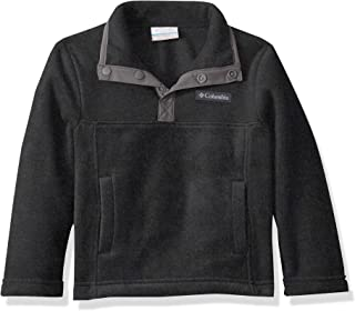 Columbia Kids' Big Steens MTN 1/4 Snap Fleece Pull-Over