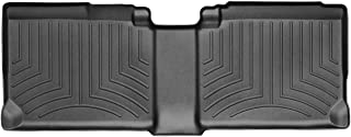 WeatherTech Custom Fit Rear FloorLiner for Chevrolet Equinox, Black