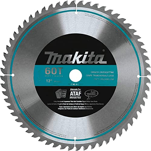 lowest Makita A-93712 12-Inch 60 outlet sale Tooth Micro Polished Mitersaw Blade discount , Silver sale