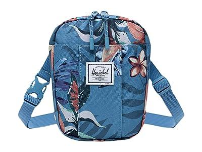 Herschel Supply Co. Cruz (Summer Floral Heaven Blue) Bags